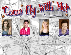 """Come Fly With Me!"" Heads To Sarasota"