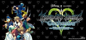 Kingdom Hearts World Tour